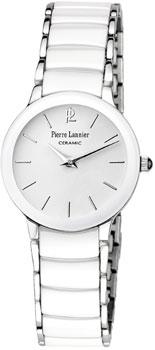 fashion наручные  женские часы Pierre Lannier 006K900. Коллекция Elegance Ceramic