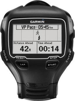 fashion наручные  мужские часы Garmin 010-00741-21. Коллекция Forerunner 920XT