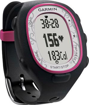 fashion наручные  женские часы Garmin 010-00743-73. Коллекция Forerunner 70
