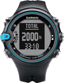 fashion наручные  мужские часы Garmin 010-01004-00. Коллекция Swim