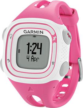 fashion наручные  мужские часы Garmin 010-01039-05. Коллекция Forerunner 10