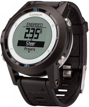 fashion наручные  мужские часы Garmin 010-01040-51. Коллекция Quatix