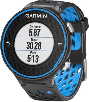 fashion наручные  мужские часы Garmin 010-01128-10. Коллекция Forerunner 620