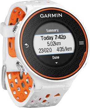fashion наручные  мужские часы Garmin 010-01128-11. Коллекция Forerunner 620