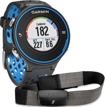 fashion наручные  мужские часы Garmin 010-01128-54. Коллекция Forerunner 620