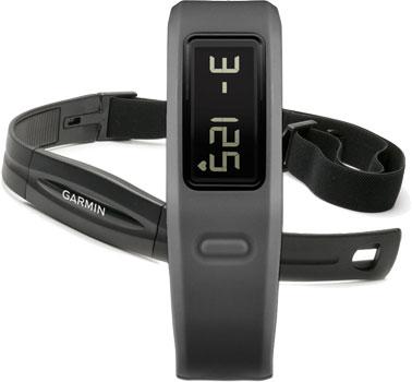 fashion наручные  мужские часы Garmin 010-01225-35. Коллекция Vivofit