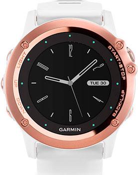 fashion наручные  мужские часы Garmin 010-01338-51. Коллекция Fenix 3