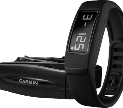 fashion наручные  мужские часы Garmin 010-01407-30. Коллекция Vivofit 2