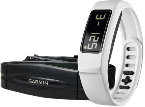 fashion наручные  мужские часы Garmin 010-01407-31. Коллекция Vivofit 2