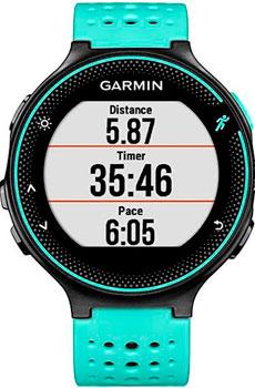 fashion наручные  мужские часы Garmin 010-03717-49. Коллекция Forerunner 235