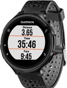 fashion наручные  мужские часы Garmin 010-03717-55. Коллекция Forerunner 235