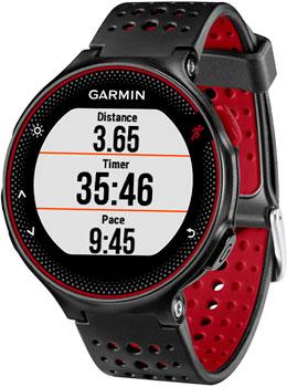 fashion наручные  мужские часы Garmin 010-03717-71. Коллекция Forerunner 235