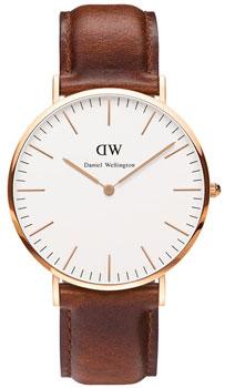 fashion наручные  мужские часы Daniel Wellington 0106DW. Коллекция St Mawes