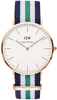 fashion наручные  мужские часы Daniel Wellington 0108DW. Коллекция Notthingham