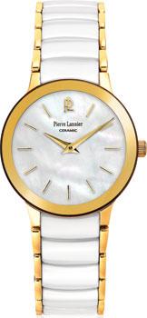 fashion наручные  женские часы Pierre Lannier 013L590. Коллекция Elegance Ceramic