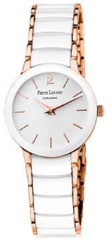 fashion наручные  женские часы Pierre Lannier 014G900. Коллекция Ladies Ceramic 3