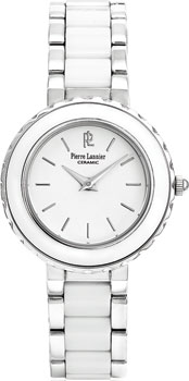 fashion наручные  женские часы Pierre Lannier 016L600. Коллекция Elegance Ceramic