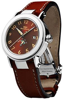 Швейцарские наручные  мужские часы Maremonti 018.267.492. Коллекция Simply One