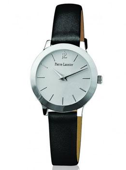 fashion наручные  женские часы Pierre Lannier 019K623. Коллекция Week end Ligne Pure