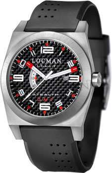 fashion наручные  мужские часы Locman 020000CBFRD1GOK. Коллекция STEALTH