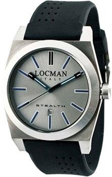fashion наручные  мужские часы Locman 020100AGFBK1SIK. Коллекция STEALTH