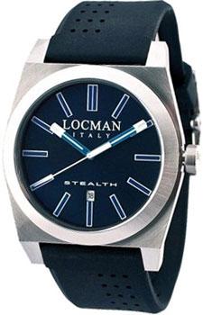 fashion наручные  мужские часы Locman 020100BKFBW1SIK. Коллекция STEALTH
