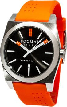 fashion наручные  мужские часы Locman 020100BKFOR1SIO. Коллекция STEALTH