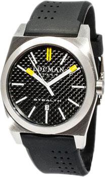 fashion наручные  мужские часы Locman 020100CBFYL1SIK. Коллекция STEALTH