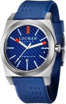 fashion наручные  мужские часы Locman 020100KBFOR1GOB. Коллекция STEALTH