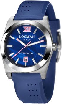 fashion наручные  женские часы Locman 020300MBFPK0SIB. Коллекция STEALTH