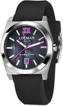 fashion наручные  женские часы Locman 020300MKFFX0SIK. Коллекция STEALTH