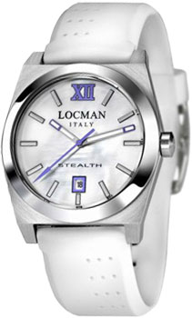 fashion наручные  женские часы Locman 020300MWFVT0SIW. Коллекция STEALTH