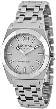 fashion наручные  женские часы Locman 020400AGFNK0BR0. Коллекция STEALTH