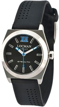 fashion наручные  женские часы Locman 020400BKFBL0SIK. Коллекция STEALTH