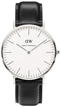 fashion наручные  мужские часы Daniel Wellington 0206DW. Коллекция Sheffield