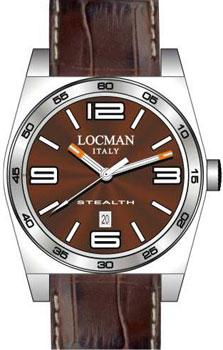 fashion наручные  мужские часы Locman 020800ABNWHOPSN. Коллекция STEALTH
