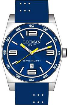 fashion наручные  мужские часы Locman 020800BBLWHYSIB. Коллекция STEALTH