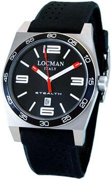 fashion наручные  мужские часы Locman 020800KBKWHRSIK. Коллекция STEALTH