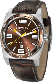 fashion наручные  мужские часы Locman 020800NBNWHYPSN. Коллекция STEALTH