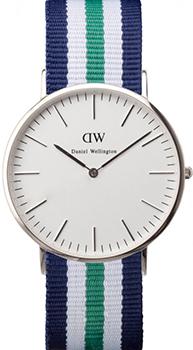 fashion наручные  мужские часы Daniel Wellington 0208DW. Коллекция Notthingham