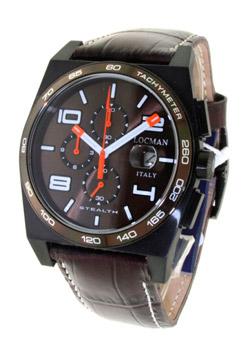 fashion наручные  мужские часы Locman 0209BKNBNWHOPSN. Коллекция STEALTH