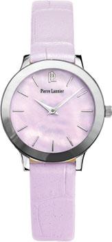 fashion наручные  женские часы Pierre Lannier 020H699. Коллекция Spring