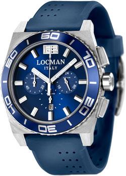fashion наручные  мужские часы Locman 021200BA-BLBSIB. Коллекция STEALTH