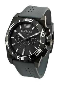 fashion наручные  мужские часы Locman 0212BKKA-GYKSIA. Коллекция STEALTH