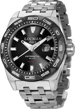 fashion наручные  мужские часы Locman 0215V1-0KBKNKBR0. Коллекция STEALTH