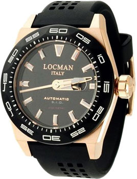 fashion наручные  мужские часы Locman 0215V5-RKBK5NS2K. Коллекция STEALTH