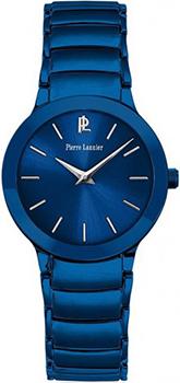 fashion наручные  женские часы Pierre Lannier 022F966. Коллекция Week end Ligne Pure