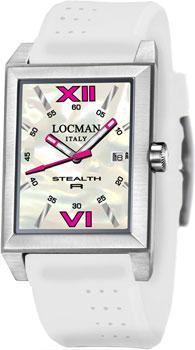 fashion наручные  мужские часы Locman 024100MWNFX0SIW. Коллекция STEALTH