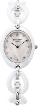 fashion наручные  женские часы Pierre Lannier 024H990. Коллекция Elegance Ceramic
