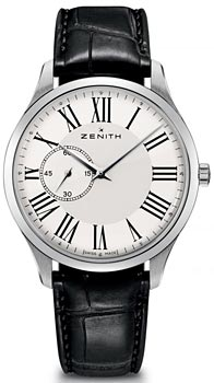 Швейцарские наручные  мужские часы Zenith 03.2010.681_11.C493